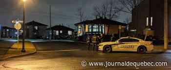 Homme en crise: opération policière toujours en cours à Lévis