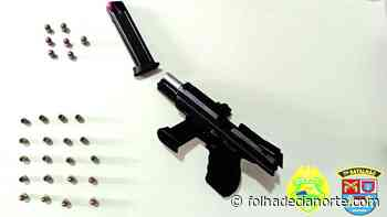 Pistola e carro furtado são apreendidos pela PM em Tapira e Rancho Alegre do Oeste - Folha De Cianorte