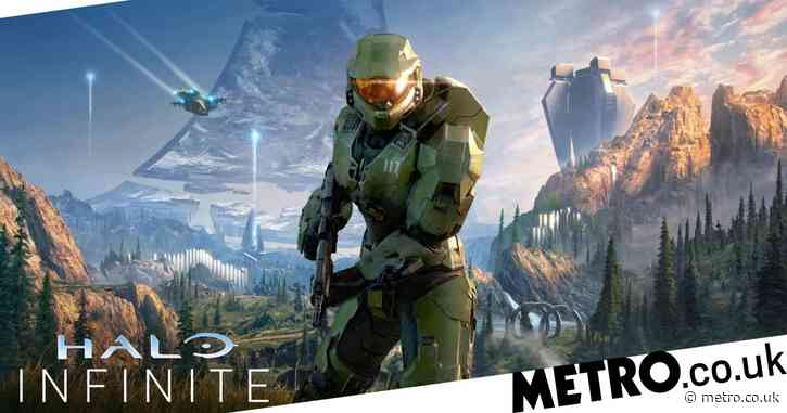 Master Chief from Halo rumoured for future Fortnite crossover