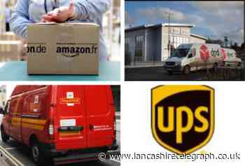 REVEALED: Best and worst delivery firms including Amazon, DPD, UPS and Royal Mail, according to survey