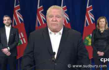 ONTARIO: Ford to announce COVID-19 task force today