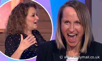 Carol McGiffin leaves her Loose Women co-stars teary as she SURPRISES them live on-air