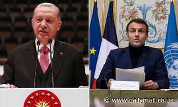 Turkey's President Erdogan hopes France will 'get rid of Macron'