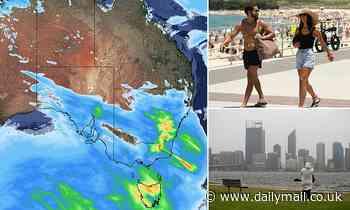 Australia weather: 'WINTER-like' conditions to follow 47C heatwave