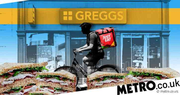 Greggs to launch bespoke customisable sandwiches through delivery service