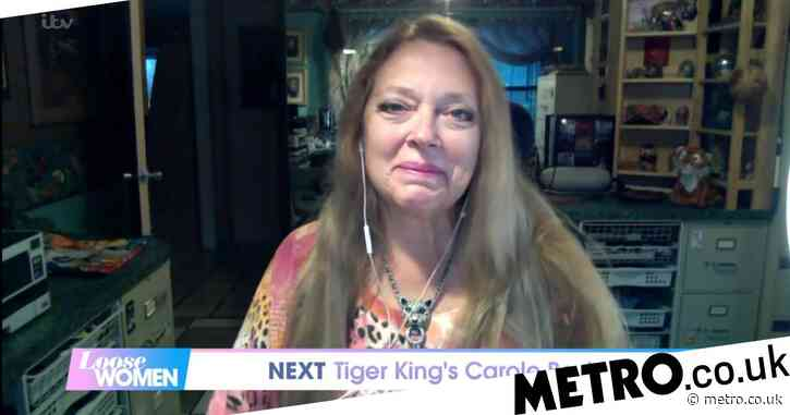 Tiger King's Carole Baskin and Joe Exotic have never actually spoken despite fierce 'feud'
