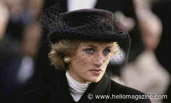 Why Princess Diana stopped wearing her daring blueeyeliner