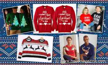 7 best Christmas jumpers for couples: show your holiday spirit with your better half!