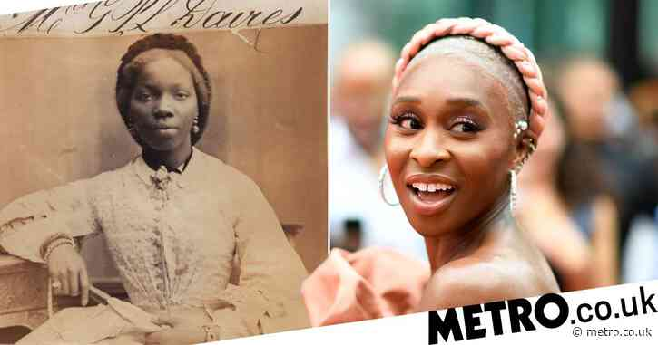 Cynthia Erivo to star as 'forgotten' African princess who became Queen Victoria's goddaughter