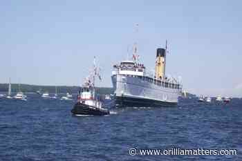 Historic Titanic-era SS Keewatin could pull up anchor and move - OrilliaMatters