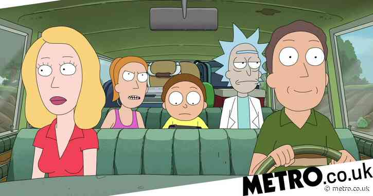Rick and Morty season 4 part 2 now available on Netflix UK