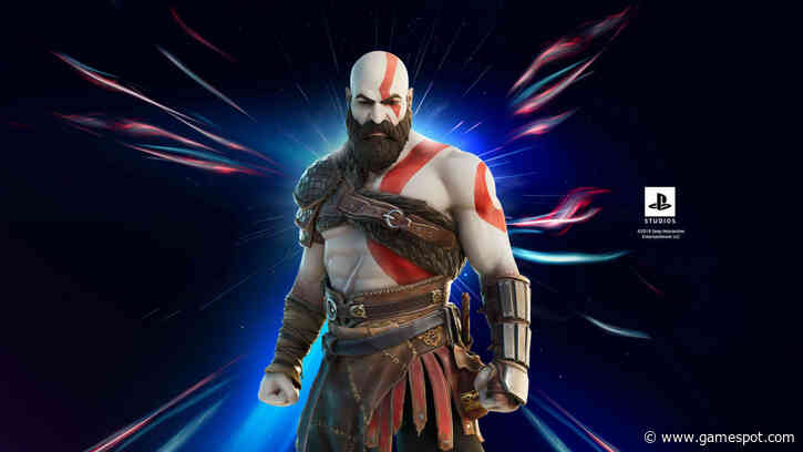God Of War's Kratos Confirmed In Fortnite Following Leaks