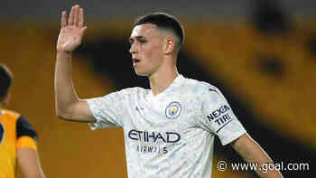 'He's like a little boy on the pitch' - Guardiola hails passionate Foden & says he's a 'dream' in training
