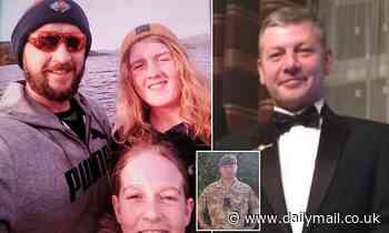 Ex soldier accused of killing father and two children hit by car on Father's Day walk