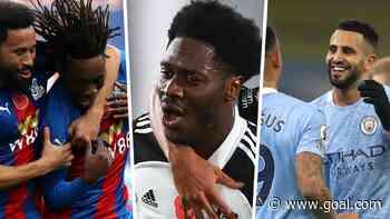 Aina battles Mahrez and Eze for Premier League Goal of the Month award