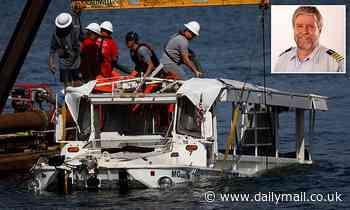 Judge dismisses criminal case in 2018 Missouri duck boat disaster that killed 17