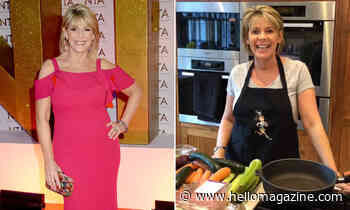 Ruth Langsford's daily diet revealed: what the TV star eats for breakfast, lunch and dinner