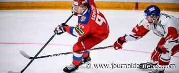 Kaprizov débarque aux États-Unis