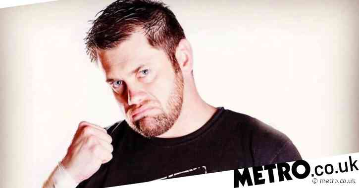 Wrestler Jimmy Rave tests positive for Covid just days after getting arm amputated