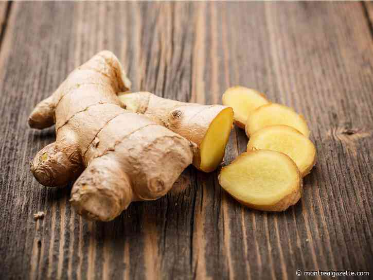 The Right Chemistry: The many uses of ginger