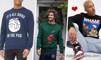 12best Christmas jumpers for men in time for Christmas Jumper Day