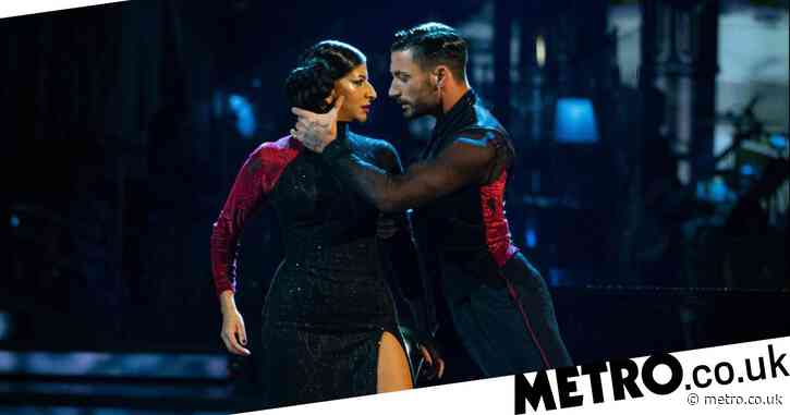 Strictly Come Dancing 2020: Ranvir Singh tells Giovanni Pernice 'we almost kissed' during game