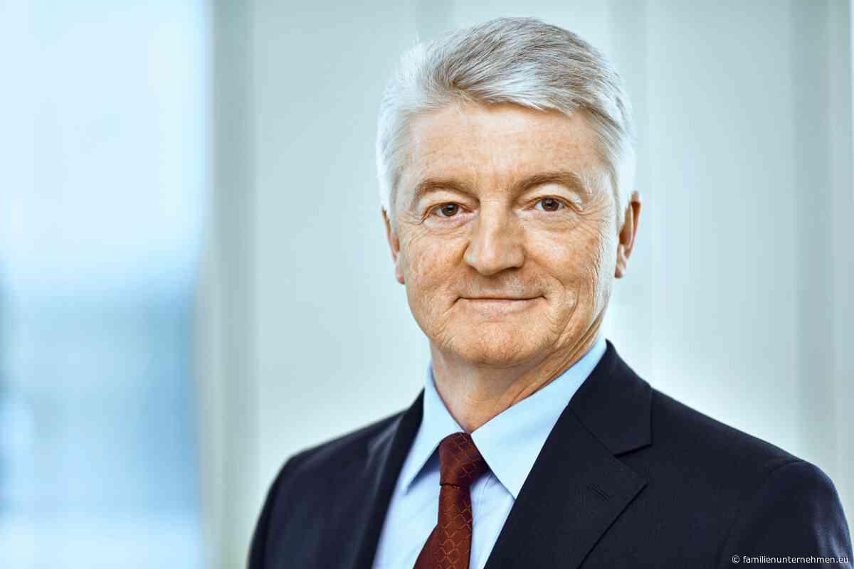 Dr. Heinrich Hiesinger (60) wird Mitglied des Aufsichtsrats im Stiftungsunternehmen ZF Friedrichshafen AG - FAMILIENUNTERNEHMEN im FOKUS (FiFo)