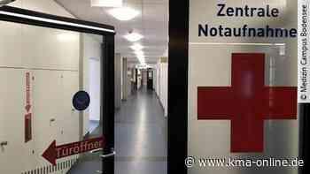 Baden-Württemberg: Zentrale Notaufnahme am Klinikum Friedrichshafen in Betrieb - kma Online
