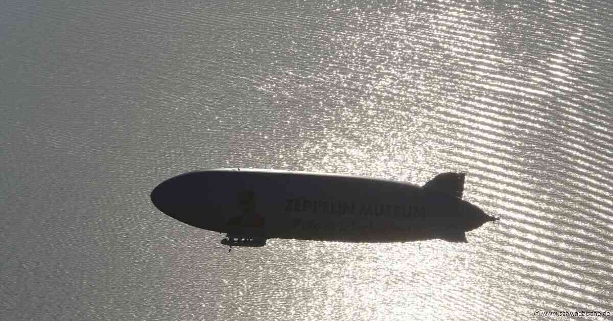 Weltkonzerne in Friedrichshafen: Vermächtnis Graf Zeppelins - Schwäbische