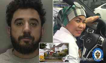 Birmingham man who murdered wife and neighbour is jailed for life
