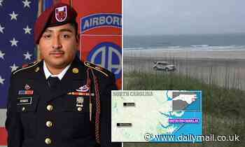 Fort Bragg Army paratrooper, 21, who vanished during camping trip was decapitated