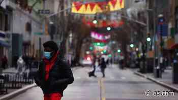 Coronavirus en España en directo: restricciones en Navidad, casos y cierre perimetral en el puente - AS