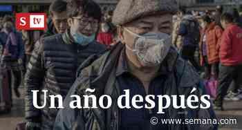 Coronavirus: se cumple un año desde los primeros casos en Wuhan (China) - Semana