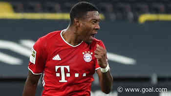 'It's not an issue at the moment' - Flick refuses to discuss Alaba contract as Bayern prepare for Leipzig clash