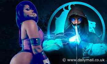 Megan Thee Stallion and Dimitri Vegas pack a punch in MJB and Everlast's Mortal Kombat collection