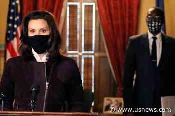Whitmer Seeks $400M in Virus Spending in Legislature