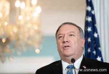 Pompeo Says Iran 'Desperately' Keen to Return to Talks for Sanctions Relief
