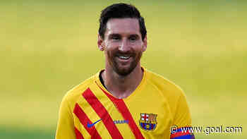 Why does Lionel Messi have a ginger beard?