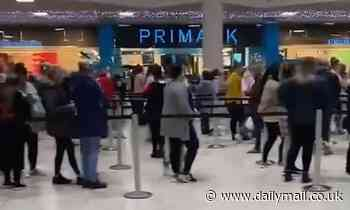 Fears that Primark's 24-hour opening will prompt third Covid nationwide lockdown