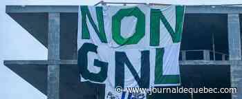 Plus de 100 000 signataires contre GNL Québec