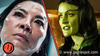 "Star Trek: Discovery Season 3 Episode 8 Breakdown & References - ""The Sanctuary"""