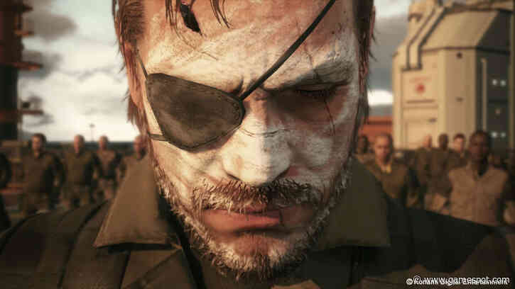 Star Wars' Oscar Isaac Attached To Metal Gear Solid Movie As Snake