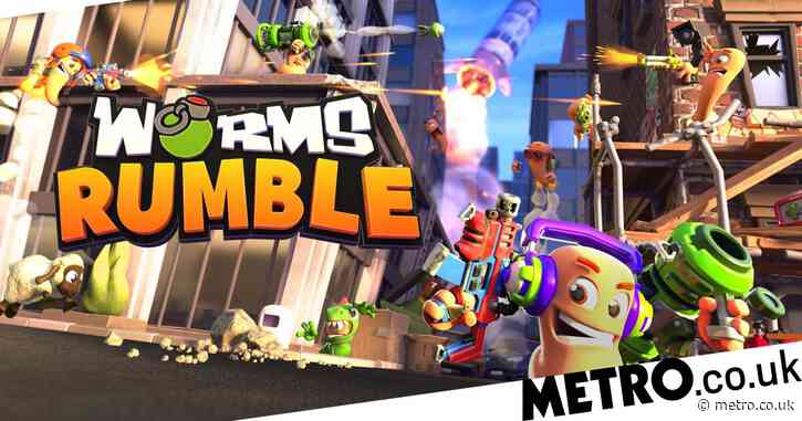 Worms Rumble review – the worms have turned (into an online shooter)