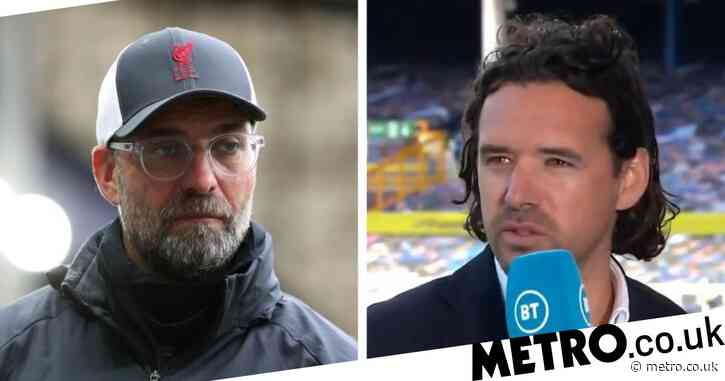 Owen Hargreaves predicts 'tension' between Liverpool trio Mohamed Salah, Sadio Mane and Diogo Jota and makes Wolves prediction