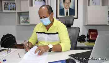 Alcalde de La Jagua de Ibirico en el Cesar en UCI por COVID-19 - Caracol Radio
