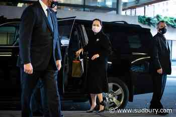 PM won't confirm reports U.S. Justice Department seeking plea deal with Meng Wanzhou
