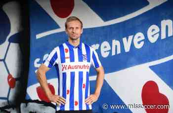 Former FC Cincinnati midfielder Siem de Jong lands at SC Heerenveen
