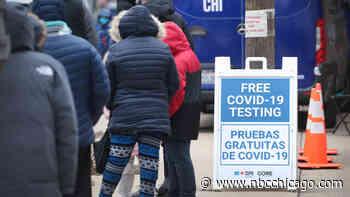 Illinois Coronavirus Updates: Top Doctor on New CDC Quarantine Guidance, Wedding at Suburban Hotel - NBC Chicago