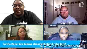 Talking Preps: Mallard Creek's Clarence Johnson joins the show - Charlotte Observer