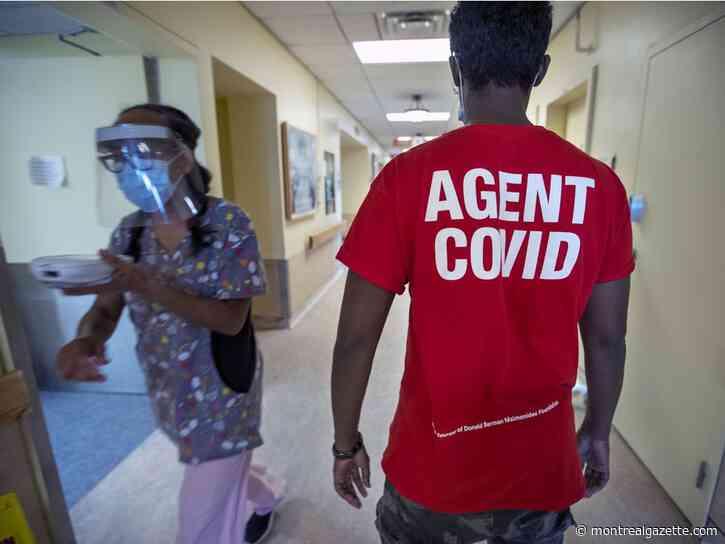 Coronavirus live updates: Vaccinate people in seniors' residences first, committee says
